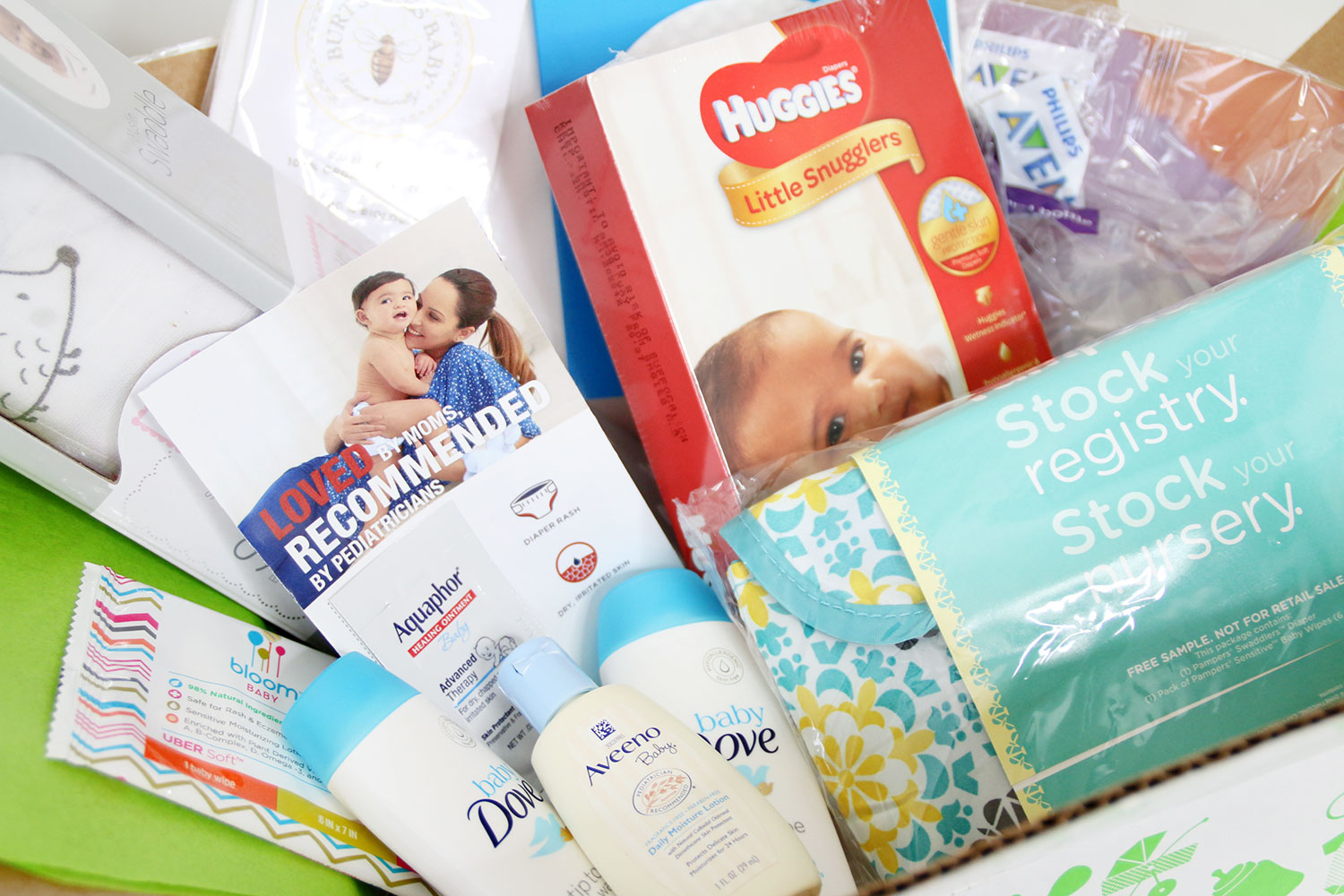 Amazon Baby Welcome Box