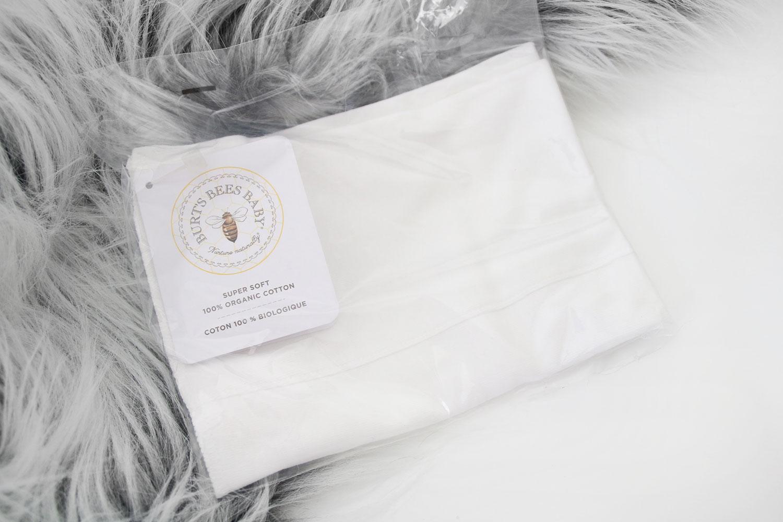 FREE Burt's Bees Baby 100% Organic Cotton