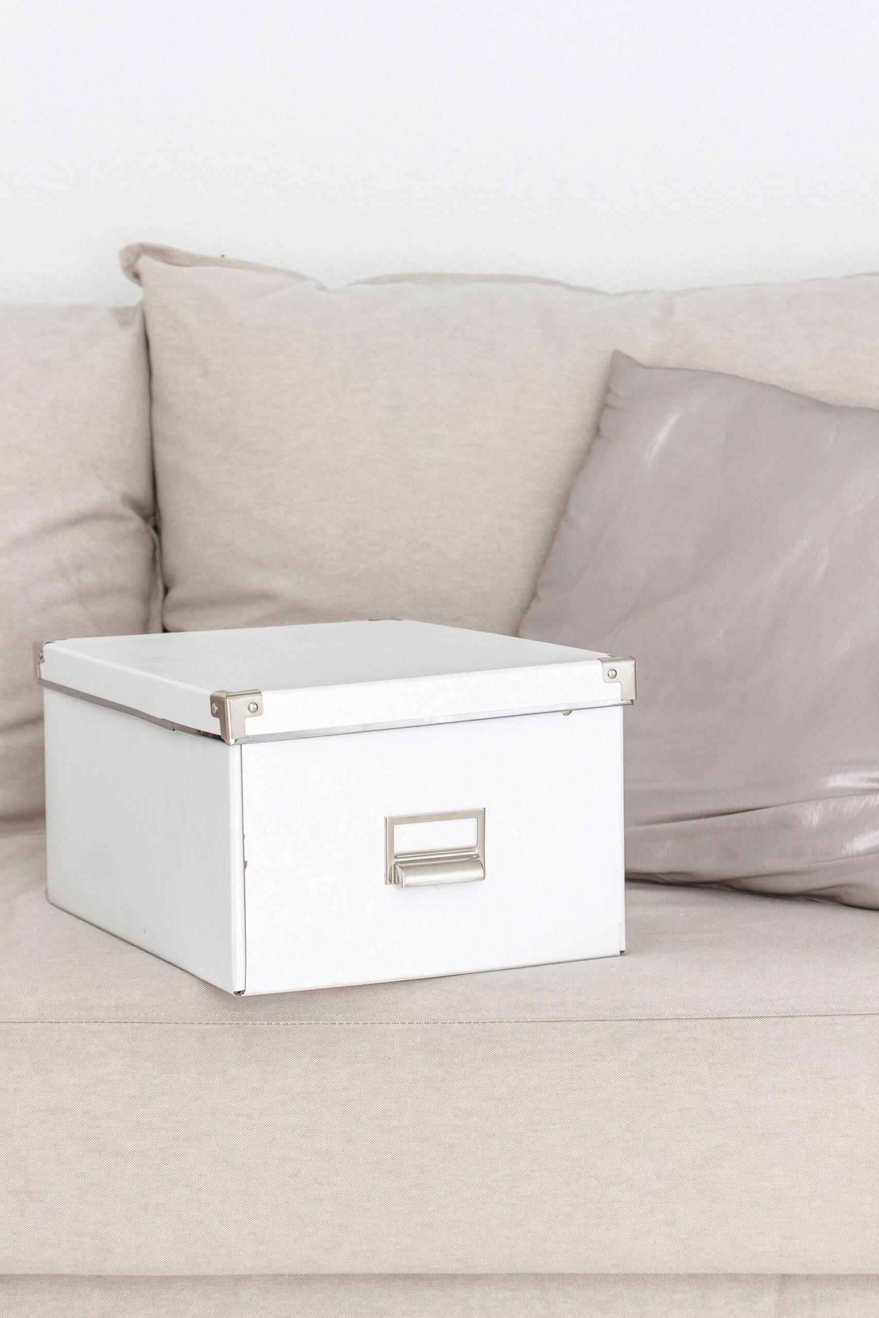 moving storage box